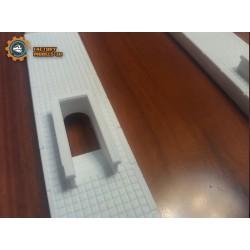 Anden paso subterraneo (10mm)