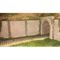 Muro de túnel
