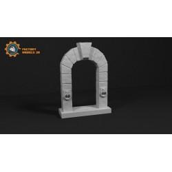 Puerta de mazmorra B