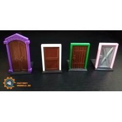 Zombicide doors