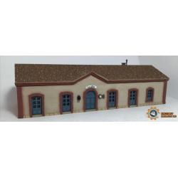 Estación de Gandia antigua...
