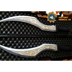 Espadas Katarina