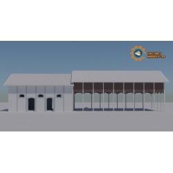 Gandia warehouse