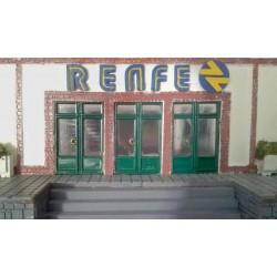 Cartel Renfe