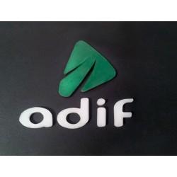 Cartel Adif