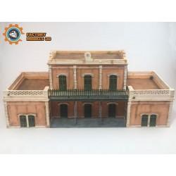 Estación Aguilar de la...