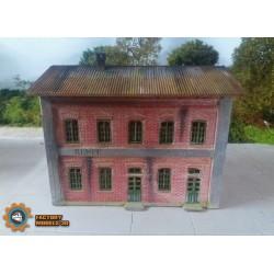 RENFE classification building