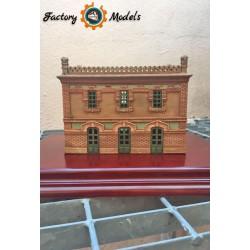 Ribera de Molina Station