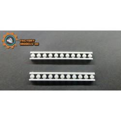 Stone railings Type 1